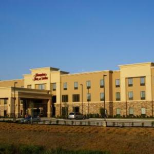 Hampton Inn & Suites Center Center