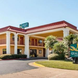Quality Inn near Casinos and Convention Center Bossier City